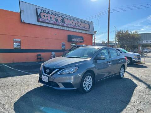 2019 Nissan Sentra for sale at City Motors in Hayward CA