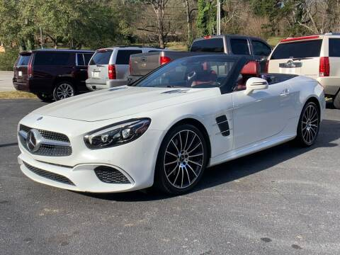 2017 Mercedes-Benz SL-Class for sale at Luxury Auto Innovations in Flowery Branch GA
