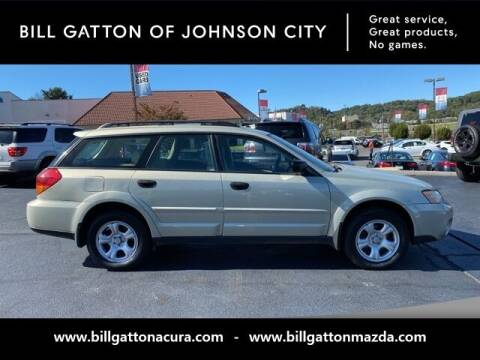 2007 Subaru Outback for sale at Bill Gatton Used Cars - BILL GATTON ACURA MAZDA in Johnson City TN