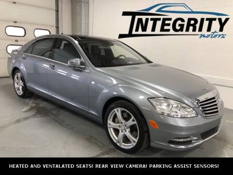 2013 Mercedes-Benz S-Class for sale at Integrity Motors, Inc. in Fond Du Lac WI