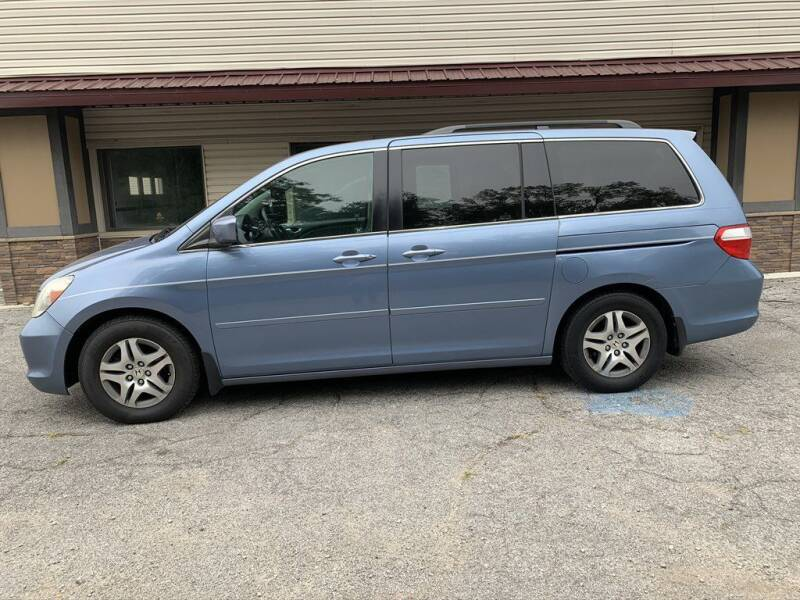 2007 Honda Odyssey for sale at Settle Auto Sales TAYLOR ST. in Fort Wayne IN
