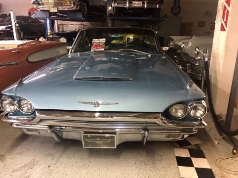 1965 Ford Thunderbird for sale at Berliner Classic Motorcars Inc in Dania Beach FL