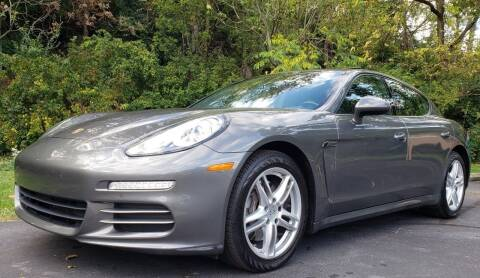 2014 Porsche Panamera for sale at The Motor Collection in Columbus OH