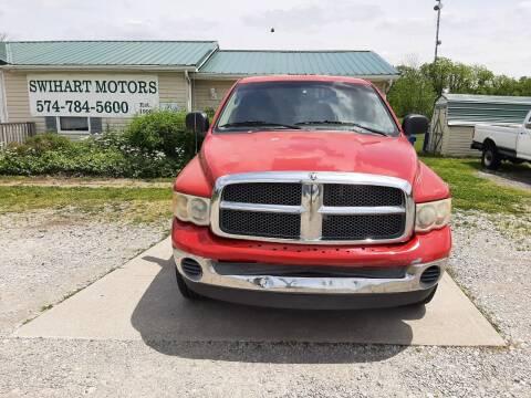 2002 Dodge Ram Pickup 1500 for sale at Swihart Motors in Lapaz IN