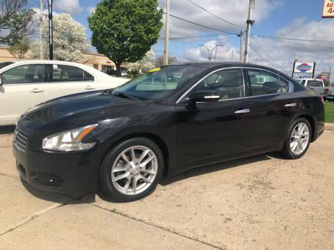 2010 Nissan Maxima for sale at Cars To Go in Lafayette IN