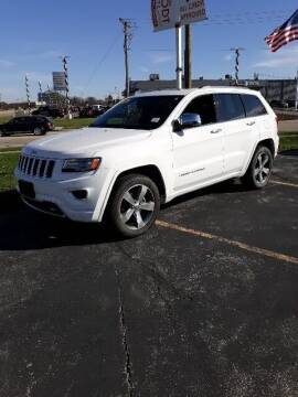 2015 Jeep Grand Cherokee for sale at Bachrodt on State in Rockford IL