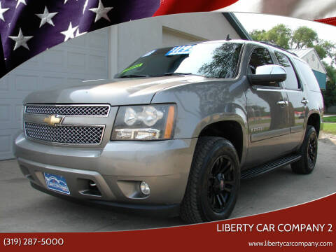 2007 Chevrolet Tahoe for sale at Liberty Car Company - II in Waterloo IA