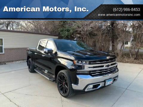 2019 Chevrolet Silverado 1500 for sale at American Motors, Inc. in Farmington MN