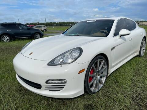 2010 Porsche Panamera for sale at Sheldon Motors in Tampa FL