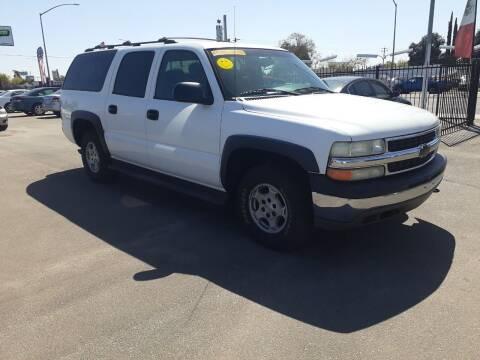 2005 Chevrolet Suburban for sale at COMMUNITY AUTO in Fresno CA
