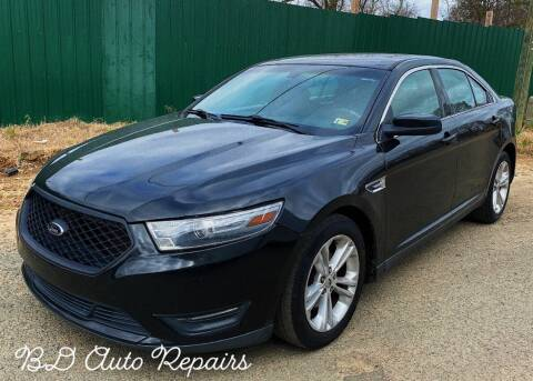 2013 Ford Taurus for sale at BD Auto Sales in Richmond VA