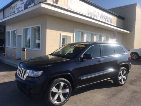 2011 Jeep Grand Cherokee for sale at Suarez Auto Sales in Port Huron MI