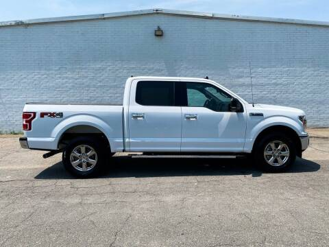 2019 Ford F-150 for sale at Smart Chevrolet in Madison NC