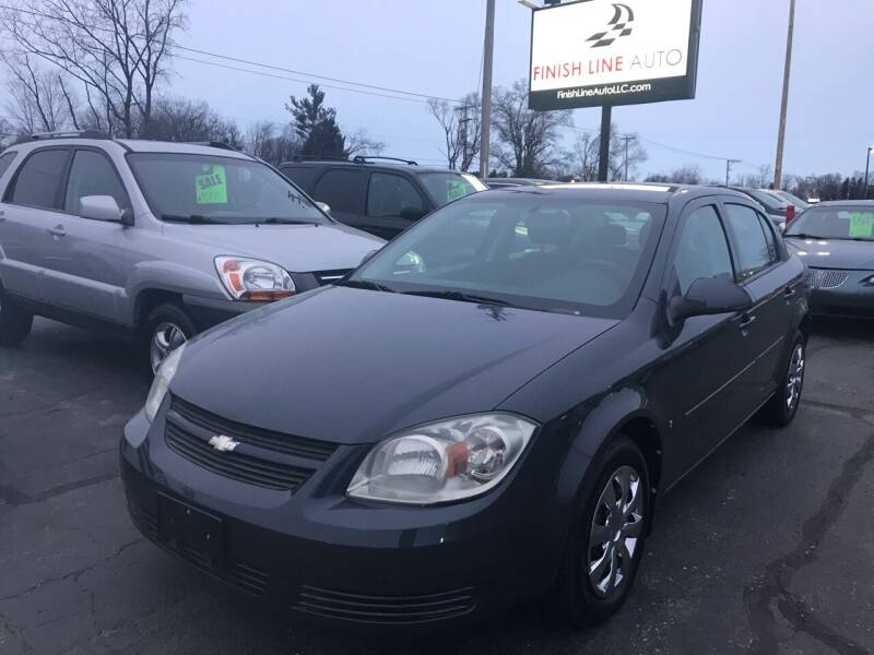 2009 Chevrolet Cobalt for sale at Finish Line Auto in Comstock Park MI
