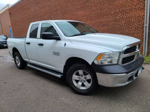 2013 RAM Ram Pickup 1500 for sale at Minnesota Auto Sales in Golden Valley MN