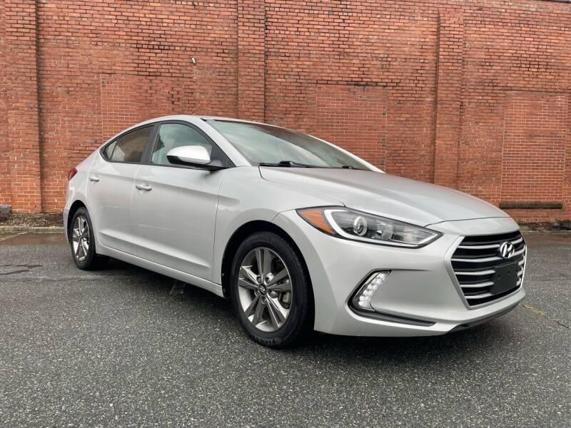 2017 Hyundai Elantra for sale at Pristine AutoPlex in Burlington NC