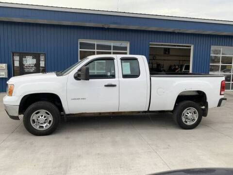 2011 GMC Sierra 2500HD for sale at Twin City Motors in Grand Forks ND