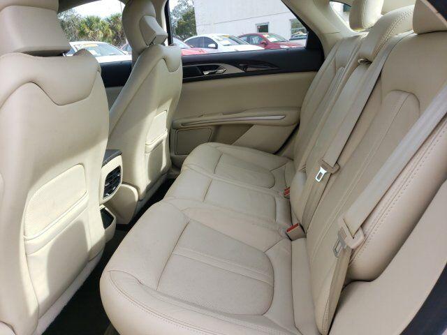2014 Lincoln MKZ 15