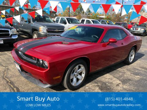 2010 Dodge Challenger for sale at Smart Buy Auto in Bradley IL