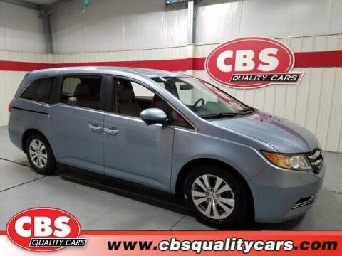 2014 Honda Odyssey for sale at CBS Quality Cars in Durham NC