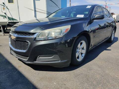 2015 Chevrolet Malibu for sale at DPM Motorcars in Albuquerque NM