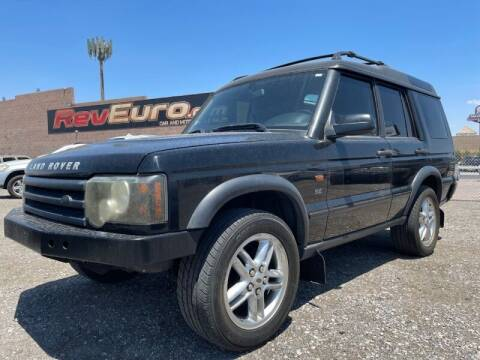 2003 Land Rover Discovery for sale at REVEURO in Las Vegas NV
