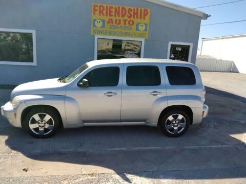 2010 Chevrolet HHR for sale at Friendship Auto Sales in Broken Arrow OK