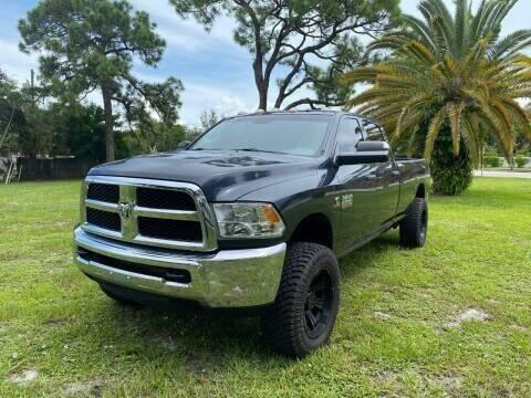 2016 RAM Ram Pickup 2500  - Fort Lauderdale FL