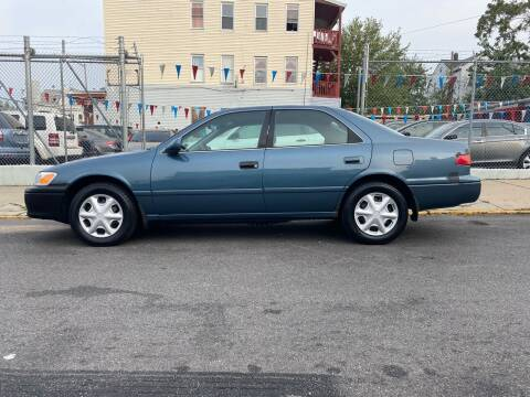 2001 Toyota Camry for sale at G1 Auto Sales in Paterson NJ