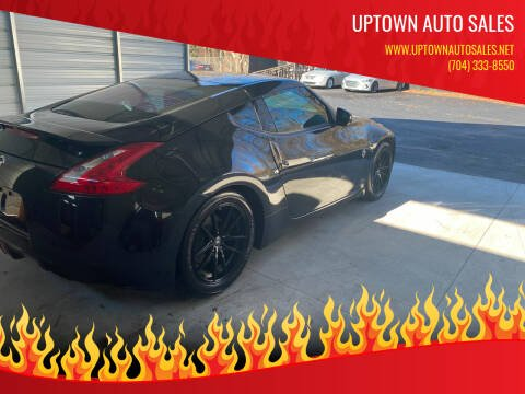 2013 Nissan 370Z for sale at Uptown Auto Sales in Charlotte NC