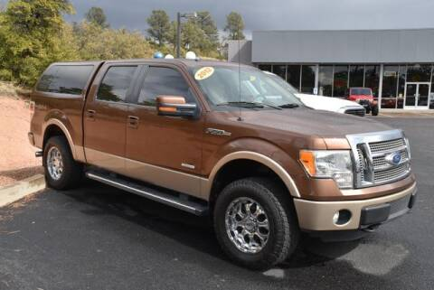 2012 Ford F-150 for sale at Choice Auto & Truck Sales in Payson AZ