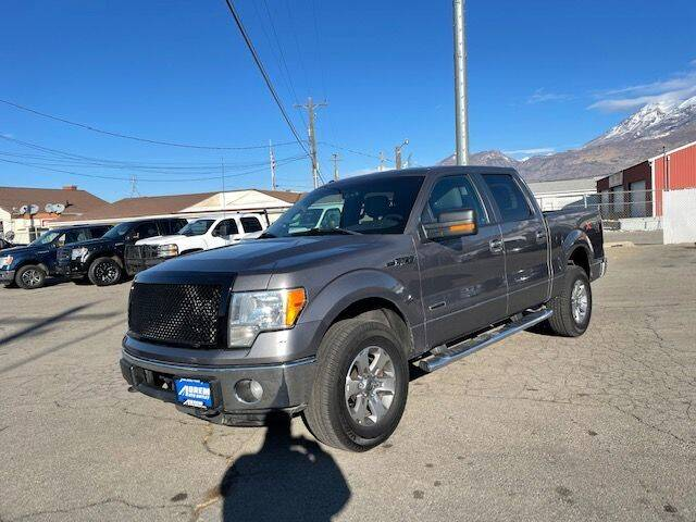 2013 Ford F-150 for sale at Orem Auto Outlet in Orem UT