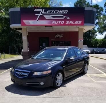 2008 Acura TL for sale at Fletcher Auto Sales in Augusta GA