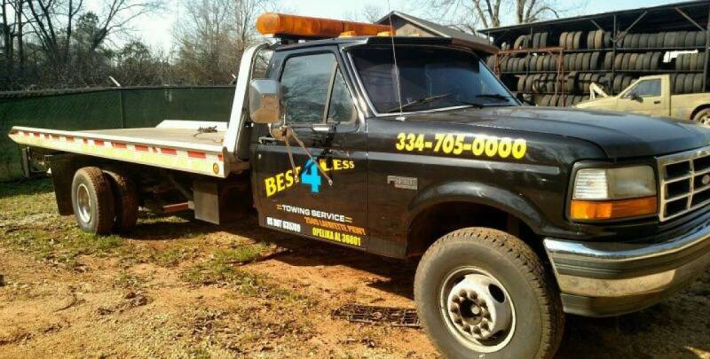 1993 Ford F-450 for sale at Best 4 Less Auto Center in Opelika AL