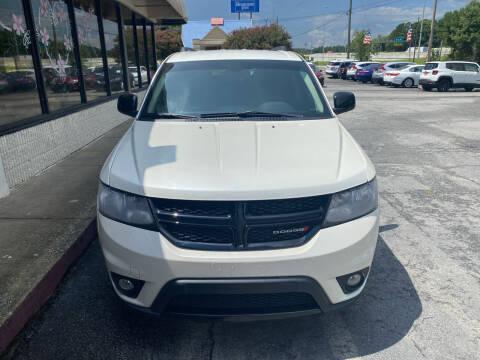 2019 Dodge Journey for sale at J Franklin Auto Sales in Macon GA