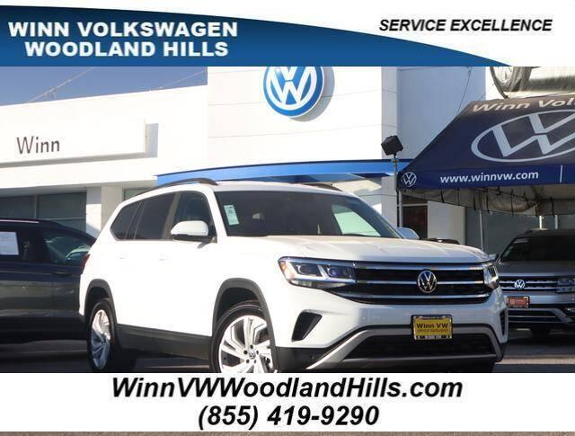 2021 Volkswagen Atlas for sale in Woodland Hills, CA