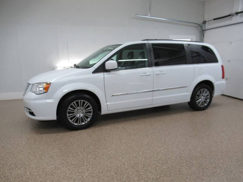 2014 Chrysler Town and Country for sale at HTS Auto Sales in Hudsonville MI