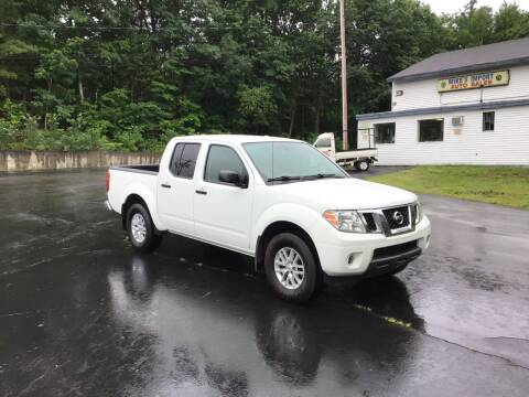 2016 Nissan Frontier for sale at Mikes Import Auto Sales INC in Hooksett NH