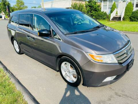 2011 Honda Odyssey for sale at Kensington Family Auto in Berlin CT
