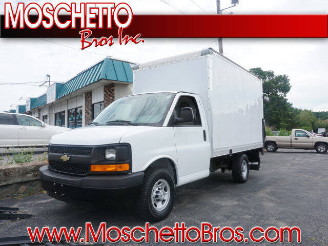 2016 Chevrolet Express Cutaway for sale at Moschetto Bros. Inc in Methuen MA
