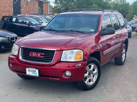 2003 GMC Envoy for sale at JDM Auto in Fredericksburg VA