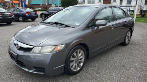 2010 Honda Civic for sale at Citi Motors in Highland Park NJ