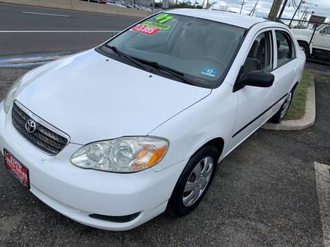 2007 Toyota Corolla for sale at STATE AUTO SALES in Lodi NJ
