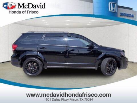 2016 Dodge Journey for sale at DAVID McDAVID HONDA OF IRVING in Irving TX