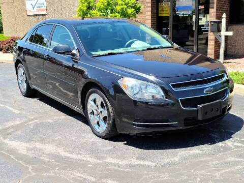2010 Chevrolet Malibu for sale at Mighty Motors in Adrian MI