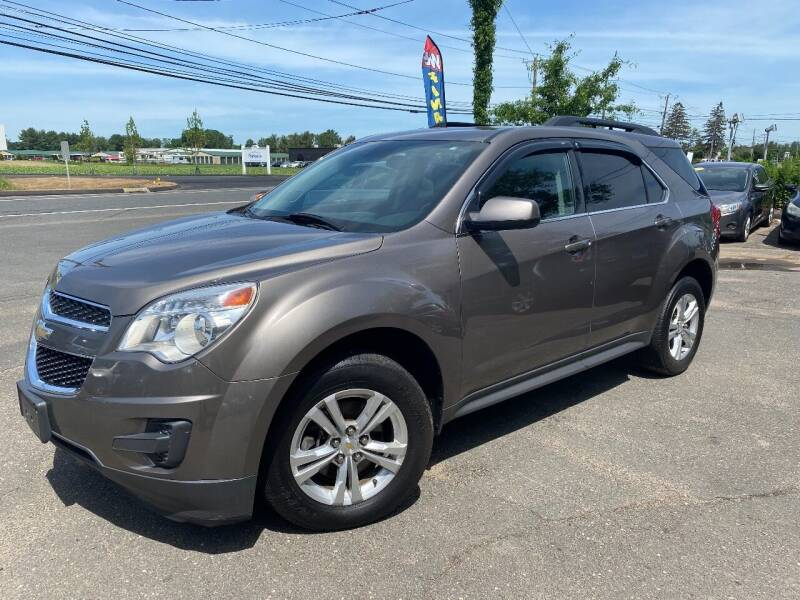 2012 Chevrolet Equinox for sale at East Windsor Auto in East Windsor CT