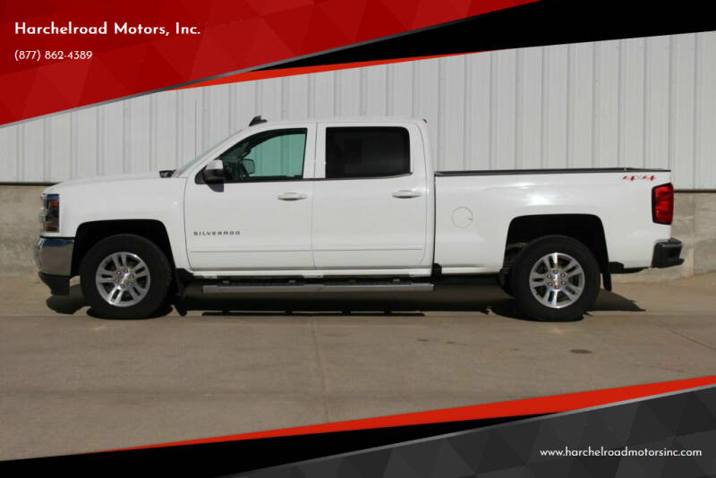 2016 Chevrolet Silverado 1500 for sale at Harchelroad Motors, Inc. in Wauneta NE