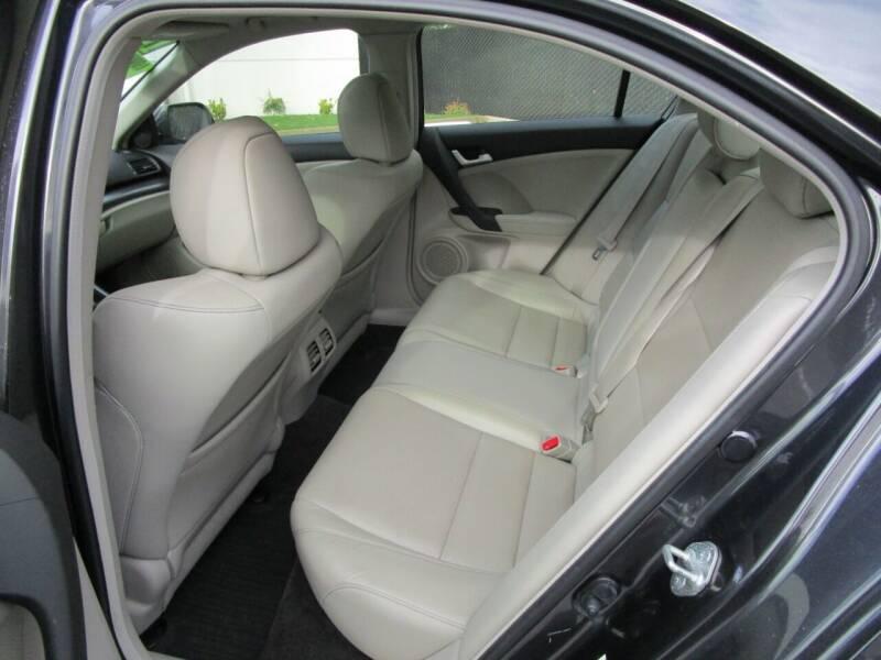 2014 Acura TSX 4dr Sedan w/Technology Package - Salem OR
