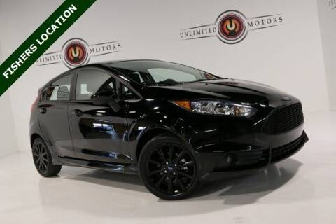 2019 Ford Fiesta for sale at Unlimited Motors in Fishers IN