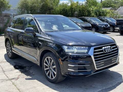 2018 Audi Q7 for sale at SOUTHFIELD QUALITY CARS in Detroit MI